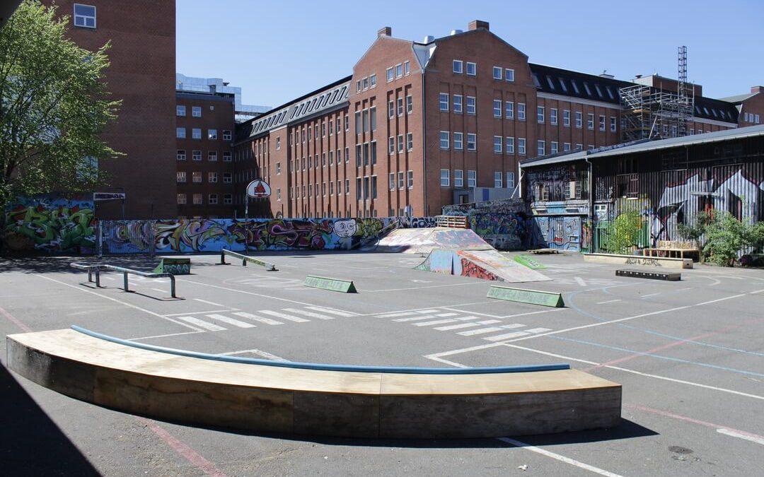 Indvielse af L.O.W Skatepark